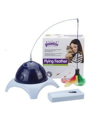 Pawise Flying Feather