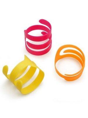 petmate Doskocil Looney Loops (multicolor) 3st