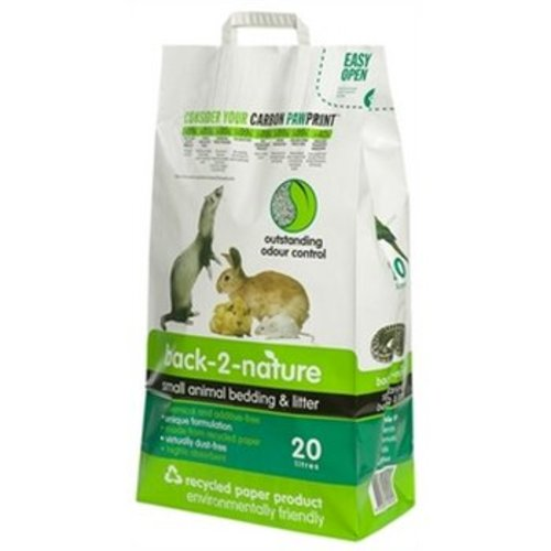 Back Zoo Nature Bodembedekking 20 liter 4 pack