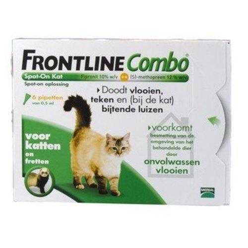Frontline Combo Spot on 4 + 2 kat