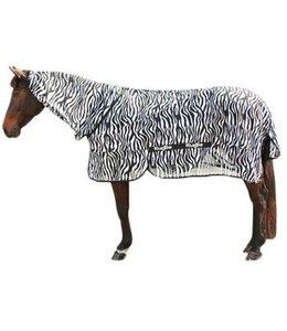 Vliegendeken zebra met nekdeel