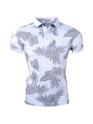 Biaggio Shirt Bartolomel wit