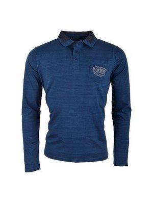 Rivaldi Shirt Wamix blauw