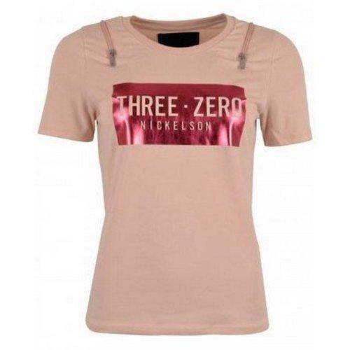 Nickelson Shirt Kingfisher roze