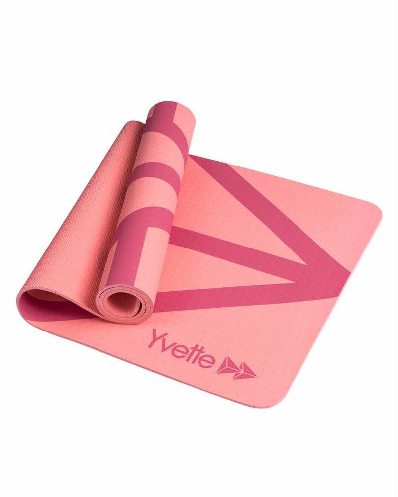 Yvette Yogamatte Fast Forward