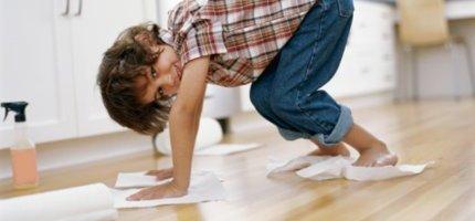 Laminaat onderhouden: hoe blijft uw vloer mooi?
