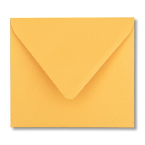 Enveloppe Goudgeel