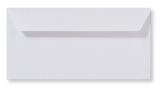 Enveloppe metallic wit