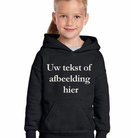Bedrukte Hoodie - Kids