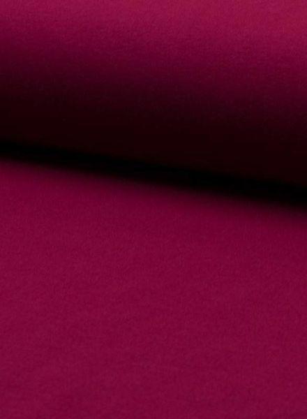 jersey knit burgundy