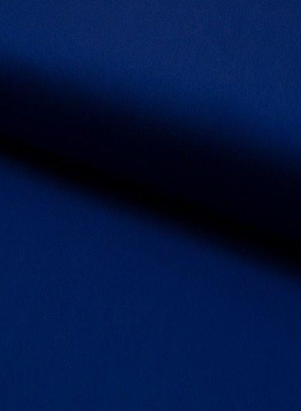 gabardine kobaltblauw