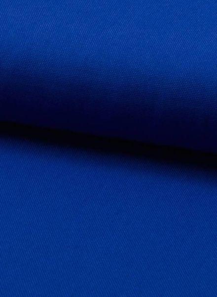 canvas marineblauw