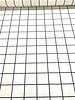 grid zwart tricot