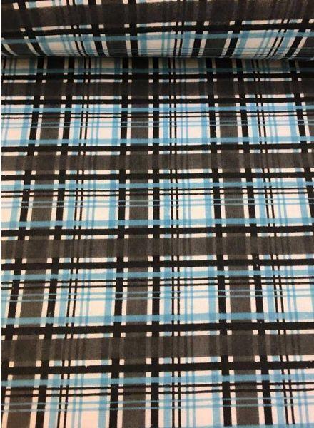 plaid - black flannel