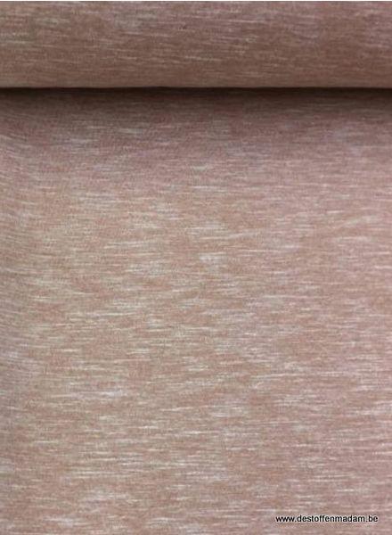 dusty pink scuba sweat