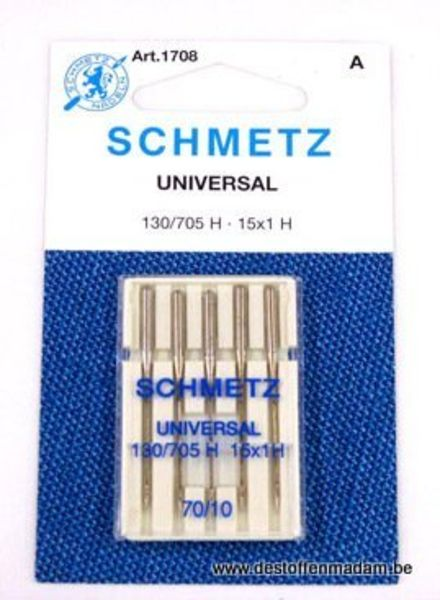 Schmetz - Universele machine naald 70
