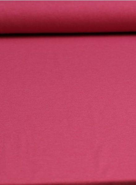 jersey knit heather bright pink