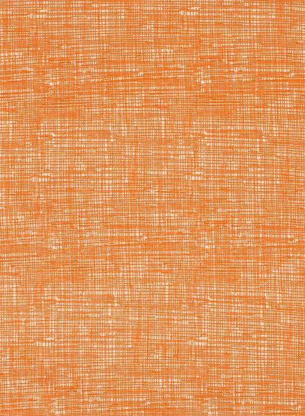 Timeless Treasures Fabrics Sketch Basic Orange