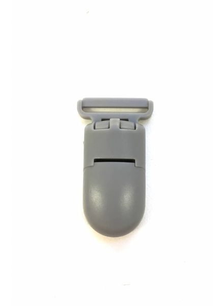 grey soother clip