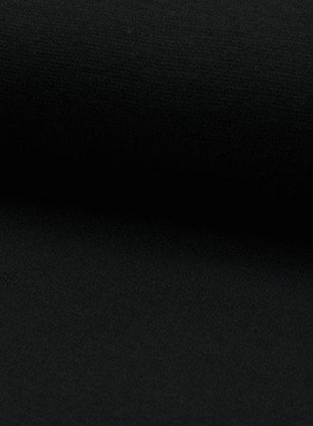 boordstof zwart