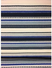 woven jacquard - Charlotte blue