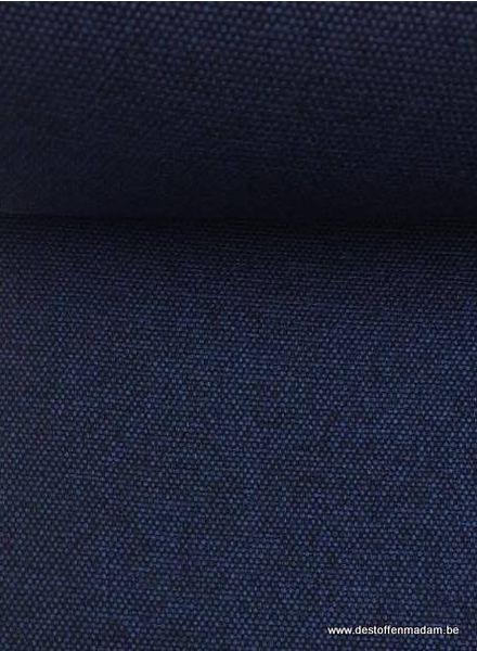blauwe tassenstof