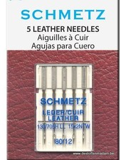 Schmetz - Leather needle 80