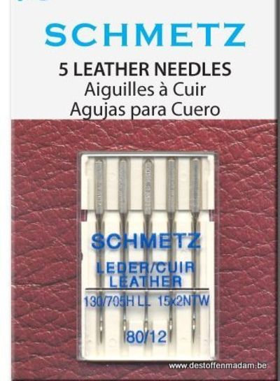 Schmetz - Leather needle 80