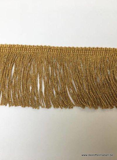 franje band glinsterend goud