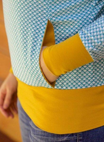 Julia sweater voor tieners en dames