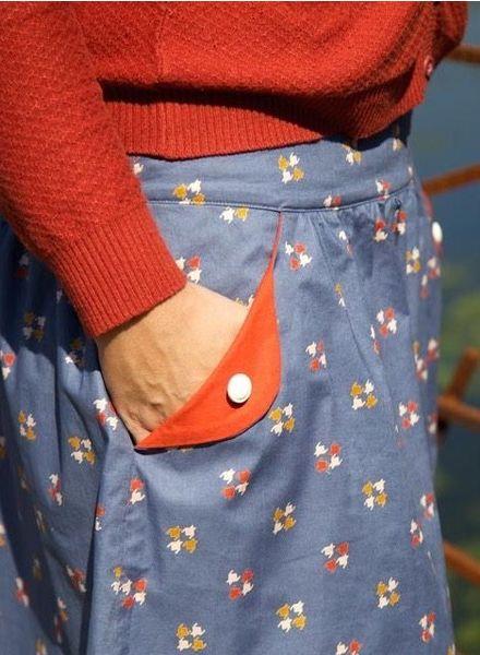 CompagnieM Lotta skirt voor tieners en dames