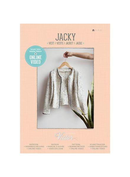 Jacky coat - La Maison Victor