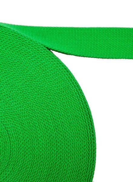 tassenband grasgroen 32