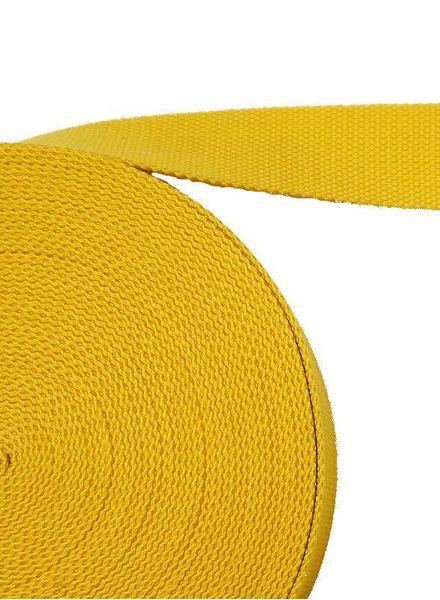 tassenband geel