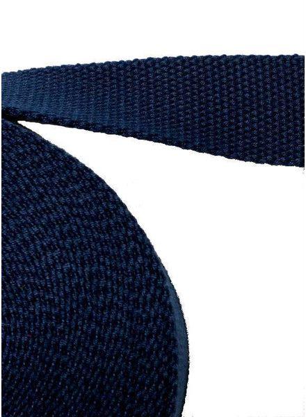 tassenband marineblauw