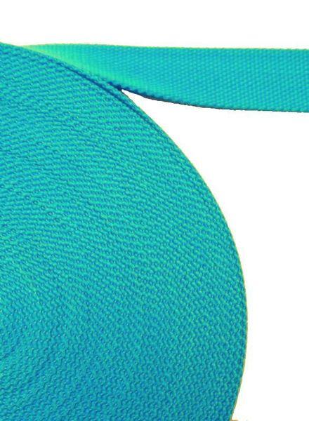 tassenband felblauw