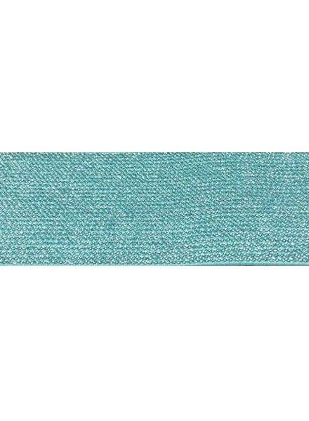 Glitter elastic mint