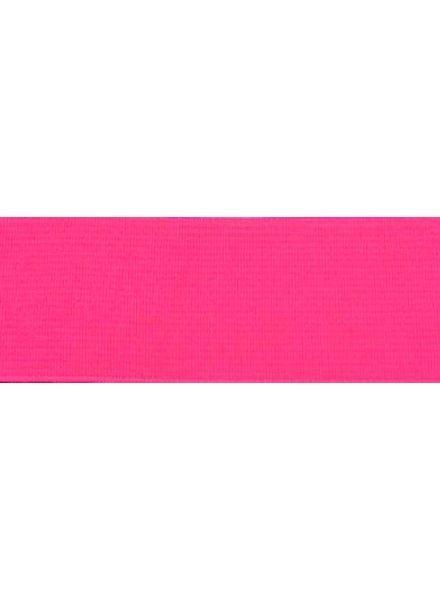 fluo elastiek roze