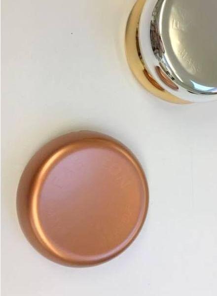 magnetisch speldenkussen - brons