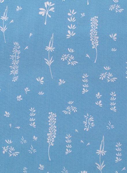 herbs - lichtblauw