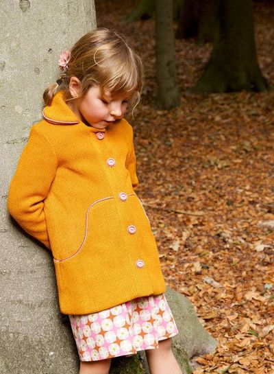 CompagnieM Louisa coat