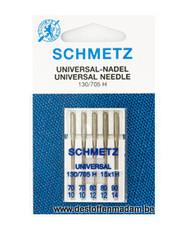 Schmetz - Universele naalden 70-80-90