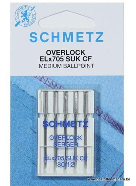 Schmetz - Overlock naald 80