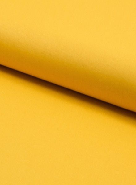 solid cotton yellow