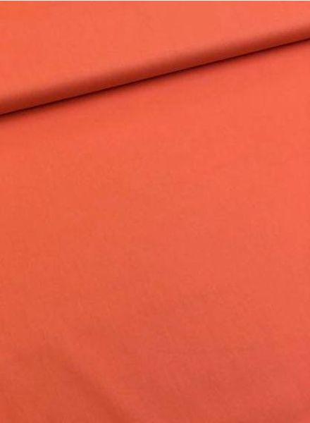 effen katoen oranje