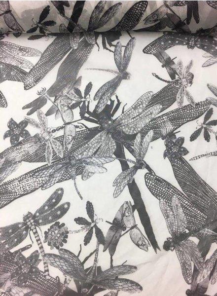 Dragonfly chiffon