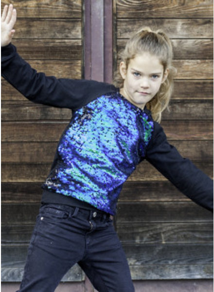 kinder- en tienerworkshop raglansweater 27/2
