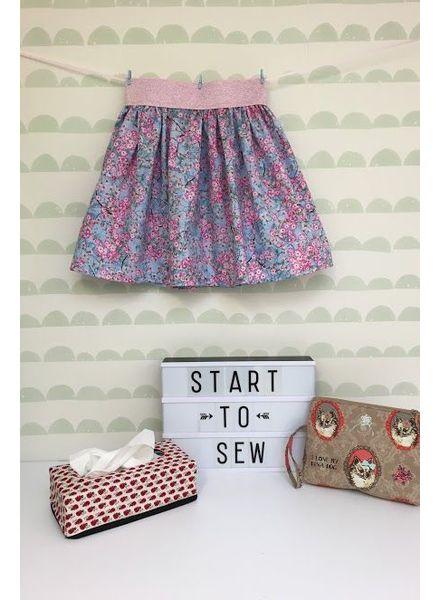 Start to sew class - Monday