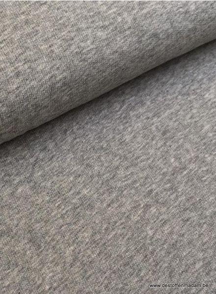 LMV - grijze french terry
