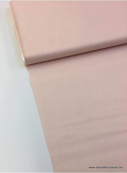solid cotton nude pink